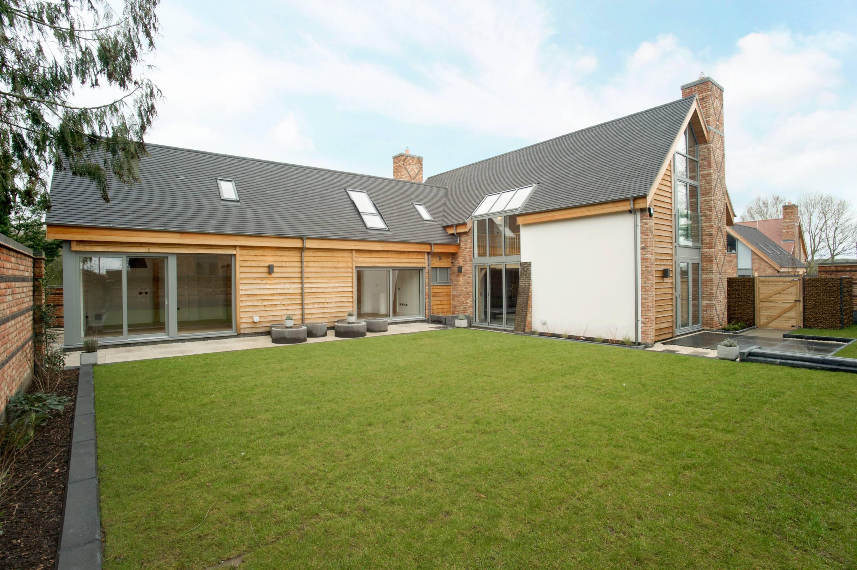 Luxury housing development, Warwickshire