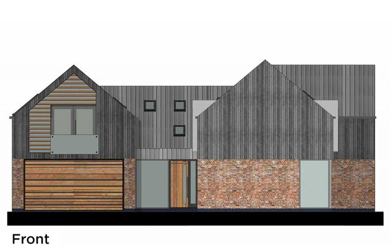 Plot 1 - Walnut House